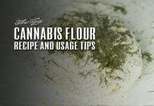 cannabis flour recipe tips