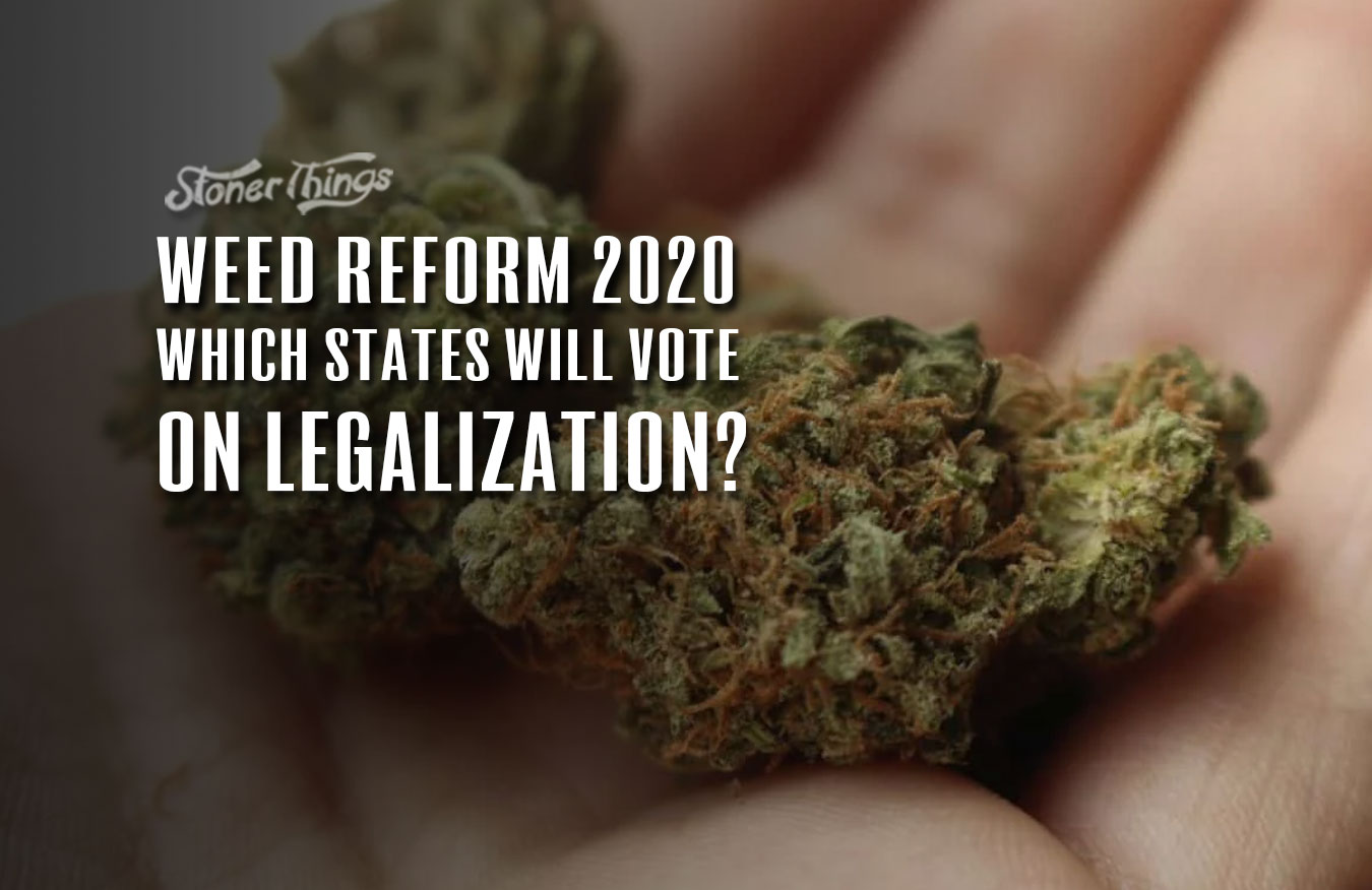 weed reform legalization 2020