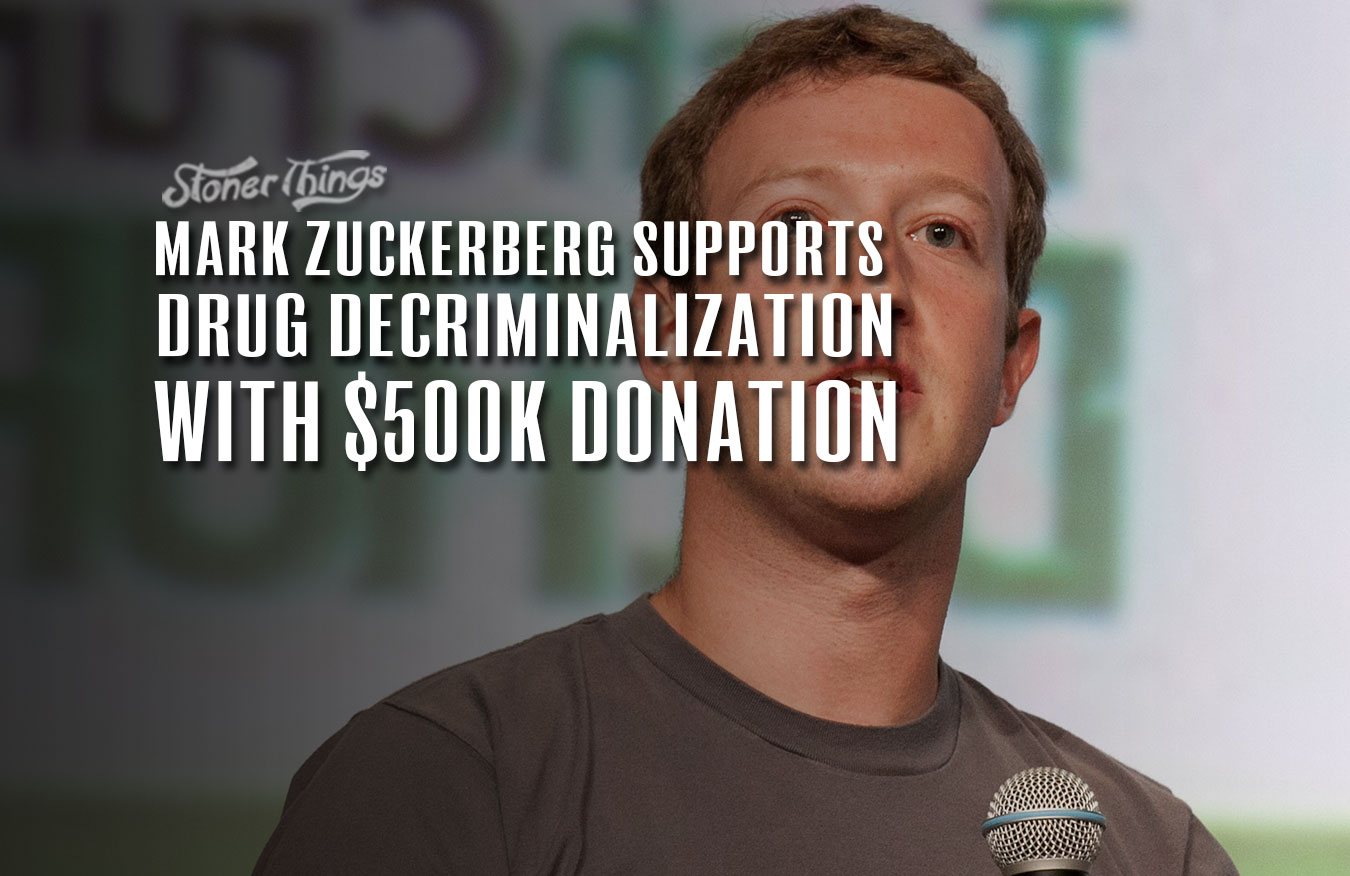 Mark Zuckerberg oregon drug decriminalization donation