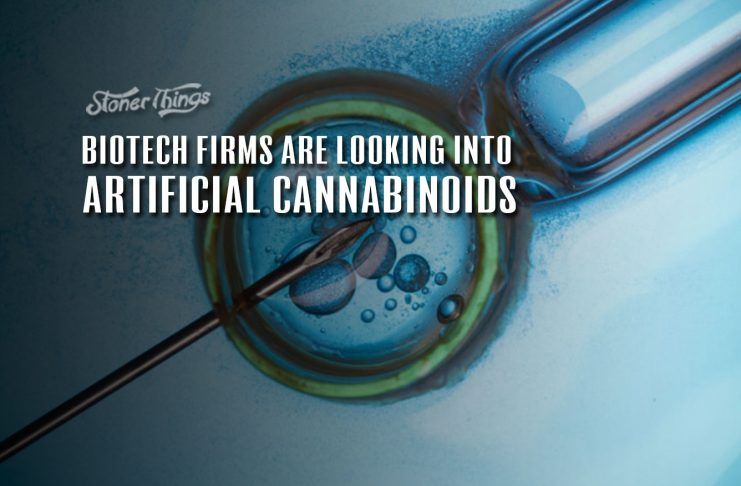 artificial cannabinoids biotech firms