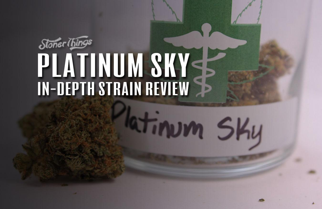 Platinum Sky Strain Review