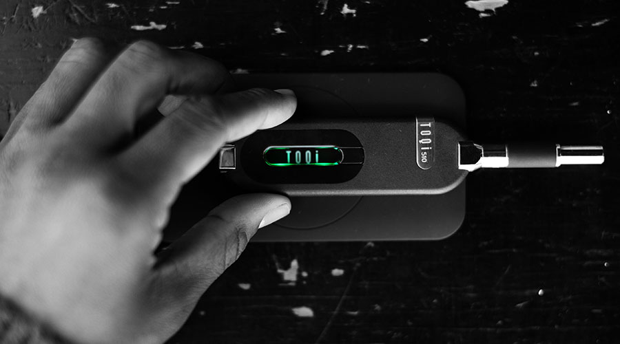 TOQi charging pad