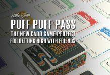 Puff puff pass card game