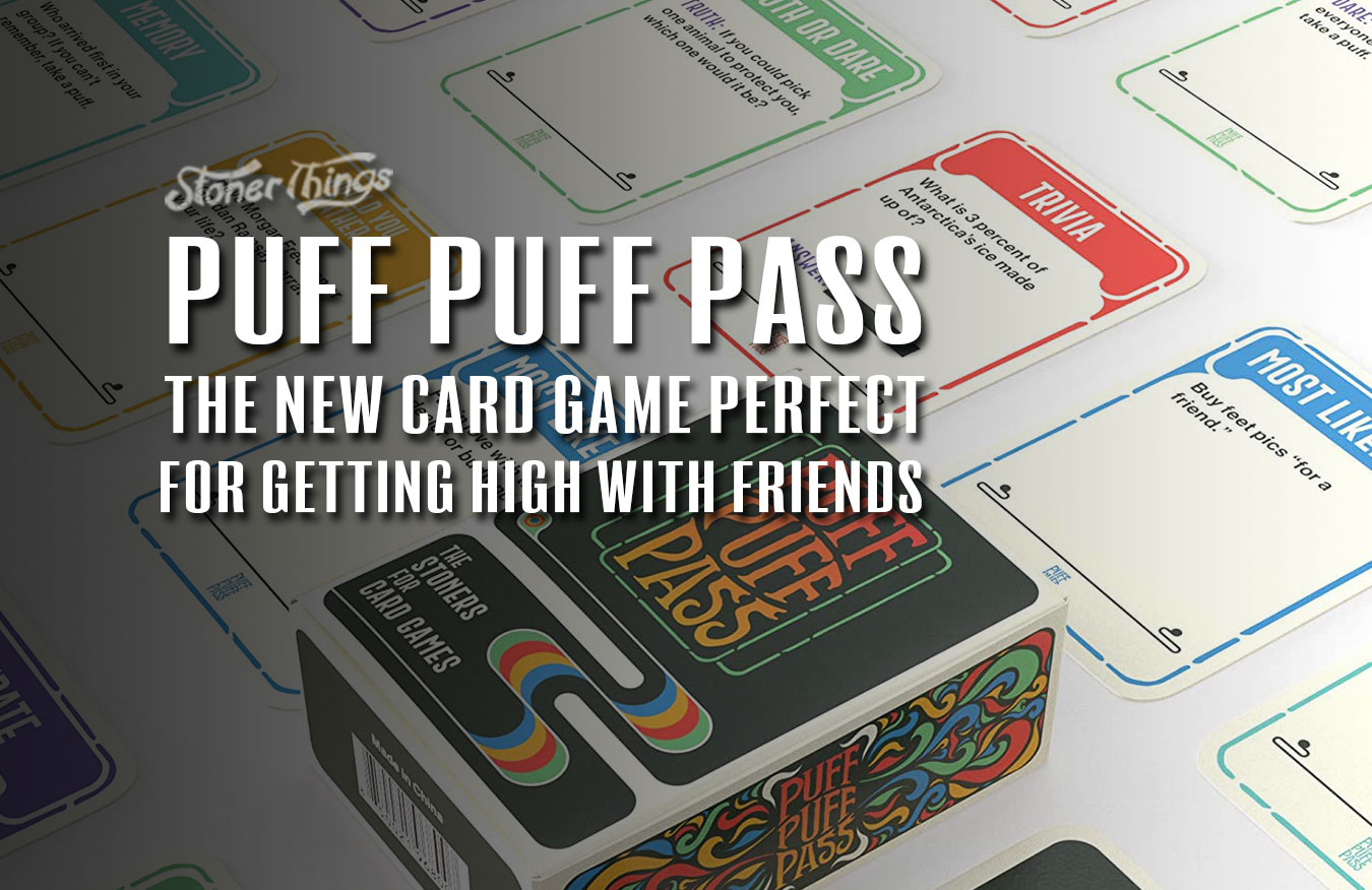 Puff puff pass card game