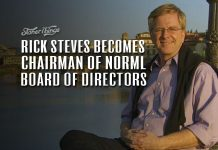 Rick Steves Norml Board of Directors