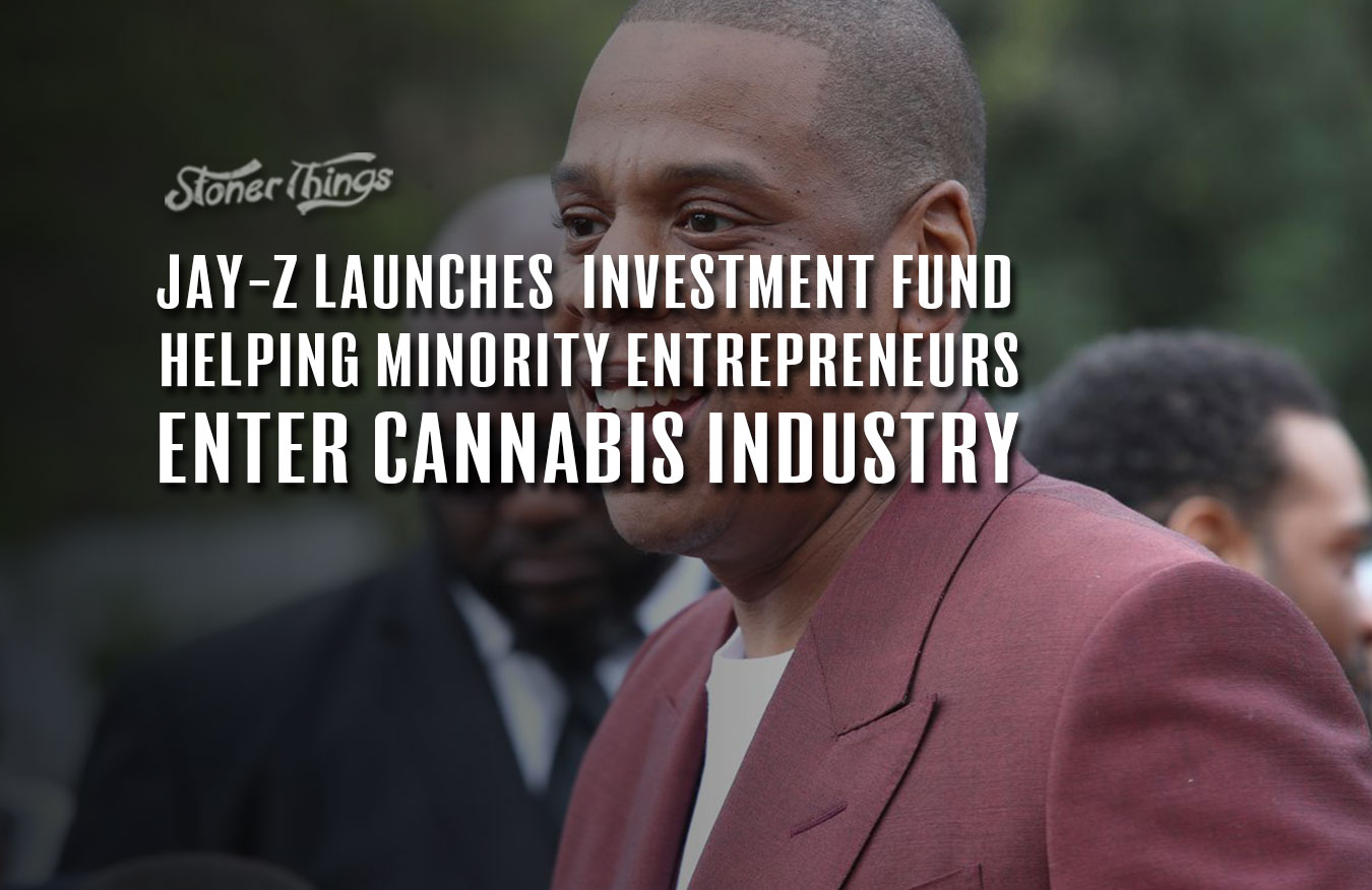 jay z cannabis investment fund