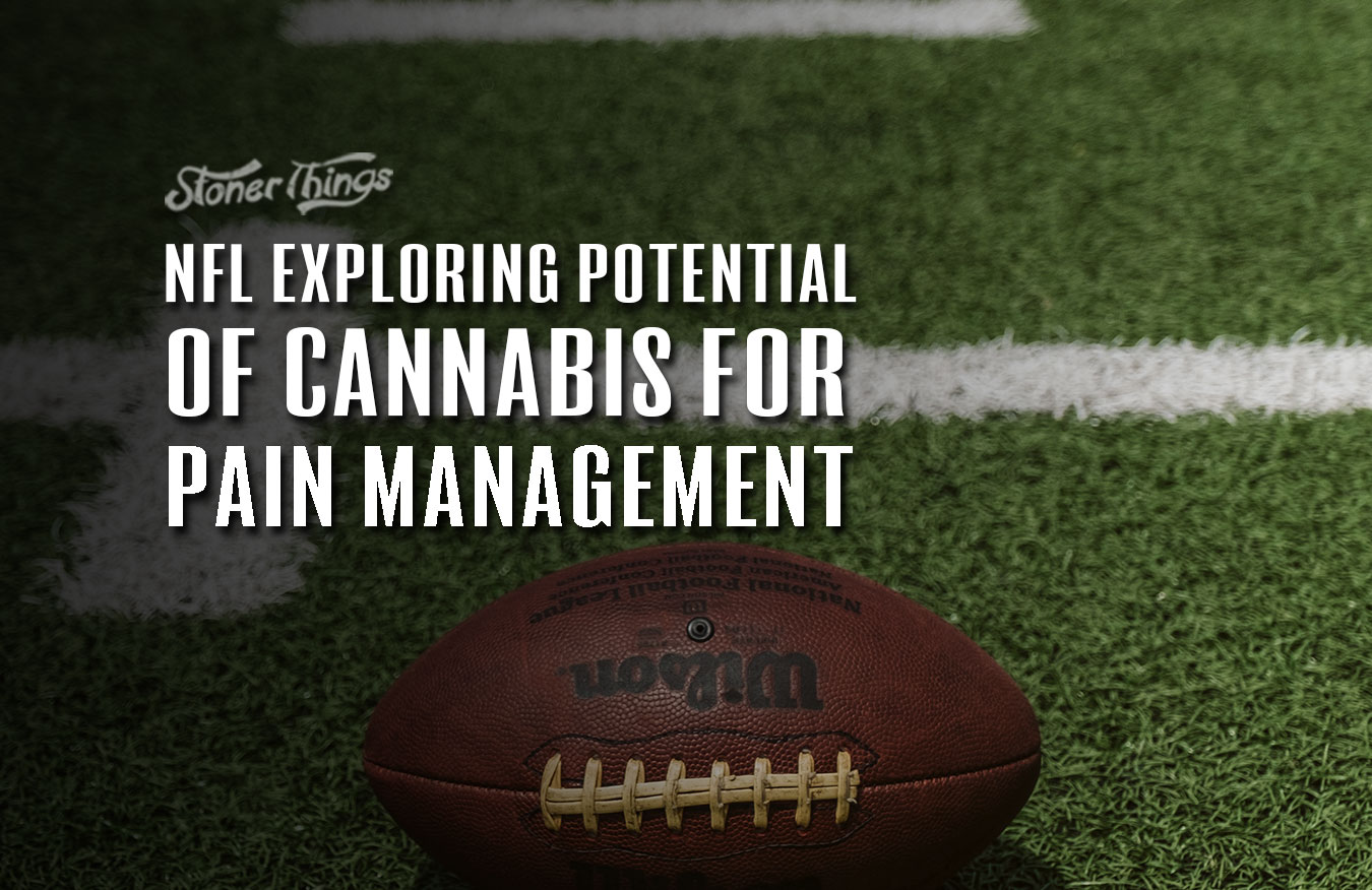 NFL research cannabis pain management