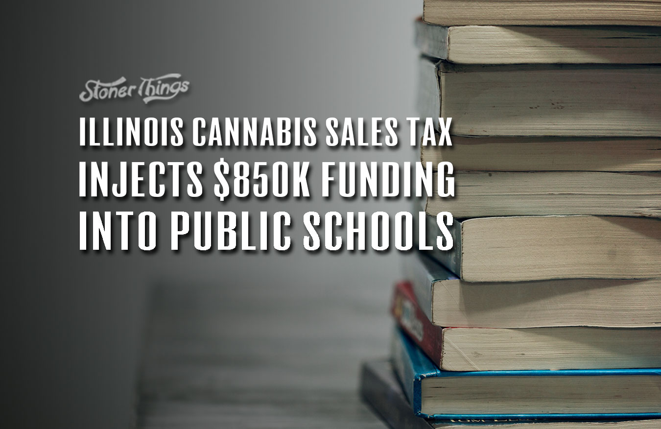cannabis sales tax funded by cannabis tax