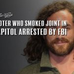 capitol rioter doobie smoker arrested by fbi