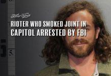 capitol rioter doobie smoker arrested by fbi