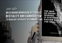 monogram ad campaign