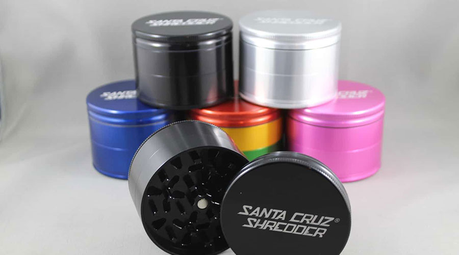 Santa Cruz Shredder Grinder Review