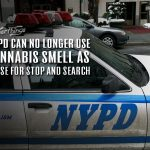 nypd cannabis stop and search