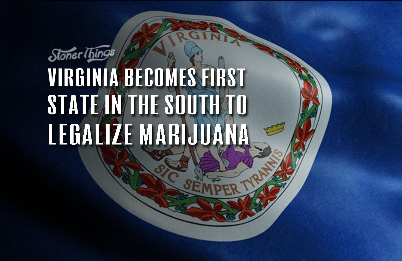 virginia legalize marijuana