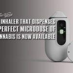 cannabis microdosing inhaler