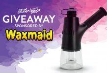 giveaway waxmaid vaporizer