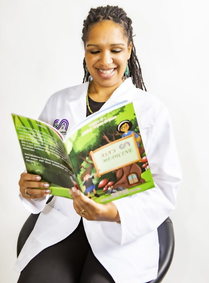 Asas Medicine Book Medical Cannabis for Children