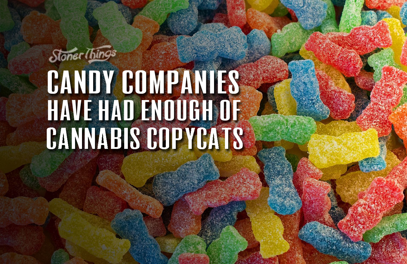 candy companies suing cannabis companies