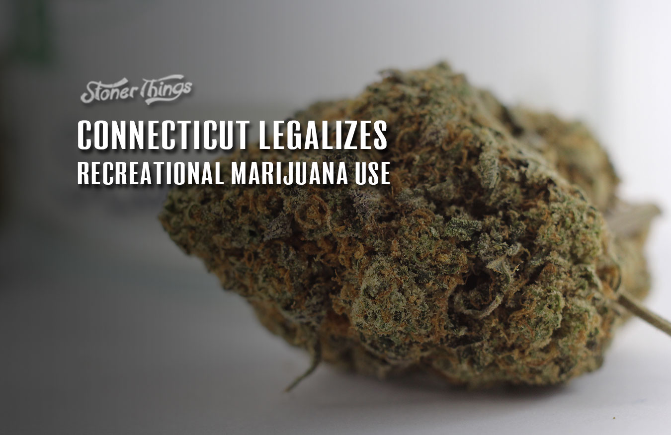 connecticut legalized recreational marijuana use