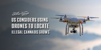drones locate illegal cannabis grows