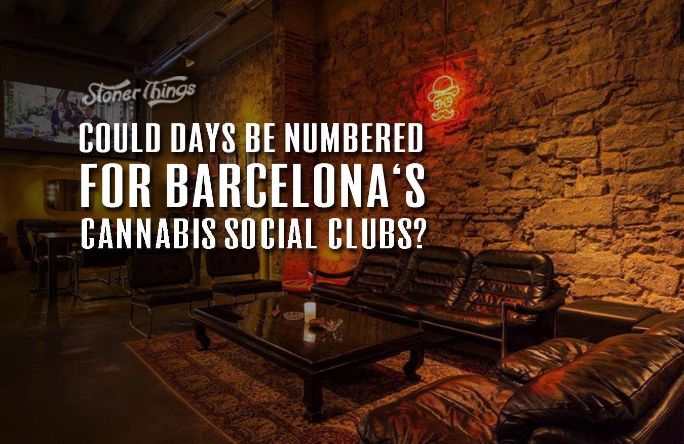 barcelona cannabis social clubs