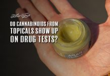 topical cannabis drug tests