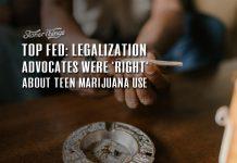 legalization advocates right about youth marijuana use