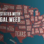 US states with legal weed